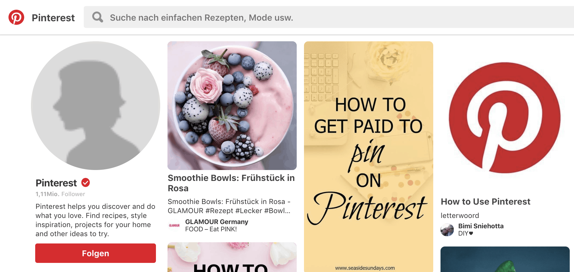 pinterest marketing tipps